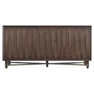 Dark Brown 68-Inch Large Cabinet
