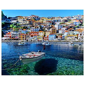 Mediterranean Print