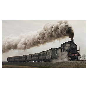 Full Steam Ahead II Canvas