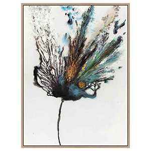Flowery Explosion Canvas