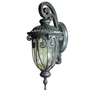 Viviana Oil-Rubbed Bronze Exterior Light Wall Mount