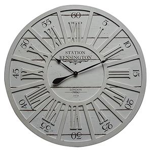 Kensington Station II Wall Clock