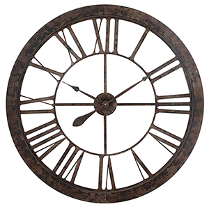 Tower Clock II Wall Clock