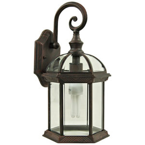 Anita One-Light Venetian Bronze Exterior Light
