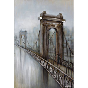 Gateway to the City: 40 x 60-Inch Wall Art