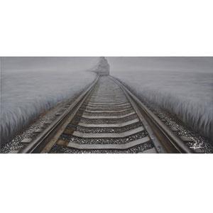 Bending Iron: 72 x 31.5-Inch Wall Art