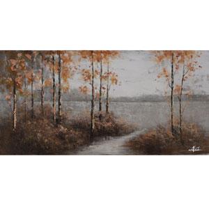 Walking Home: 56 x 28-Inch Wall Art