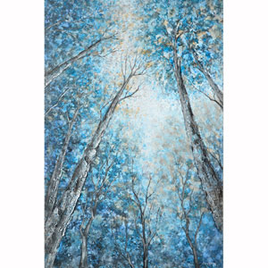 Into The Trees Canvas