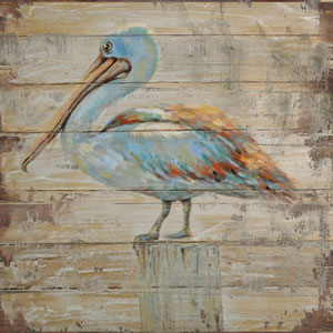 Rustic and Winged Wall Art