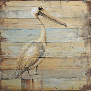 Vintage and Winged Wall Art