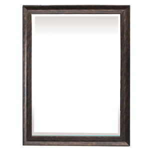 Dark Bronze 43-Inch Tall Framed Mirror