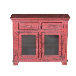 Solid Mango Wood Cabinet