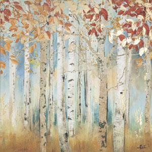 Birch Beauties I: 40 x 40-Inch Wall Art