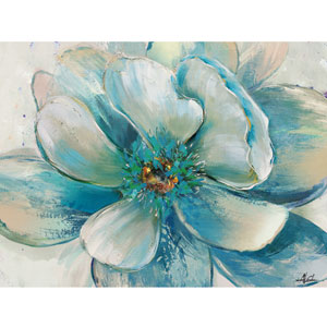 Full Flower: 32 x 24-Inch Wall Art