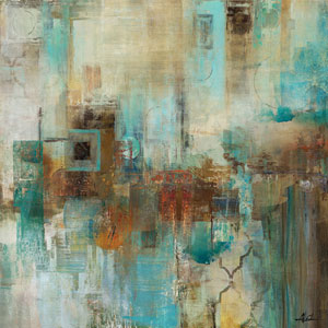 Alluring Abstract I: 40 x 40-Inch Wall Art