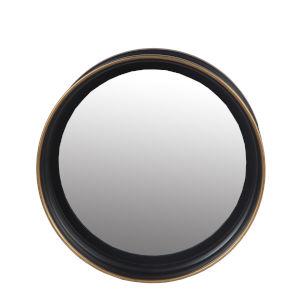 Antique Bronze 11-Inch Wall Mirror