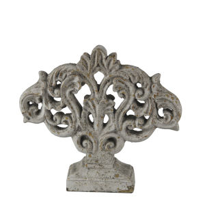 Stone 3-Inch Ceramic Decorative Object