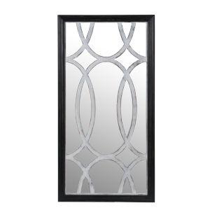 Black Wall Panel