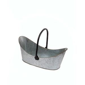 Steel Medium Aluminum Basket