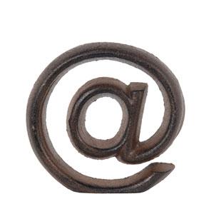 Brown Symbol Sign