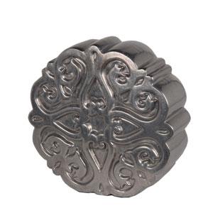 Pewter Small Ceramic Decor