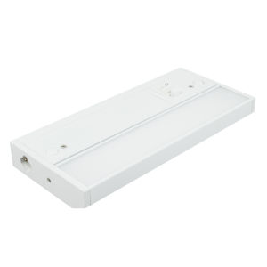 3 Complete White Eight-Inch LED Undercabinet Light