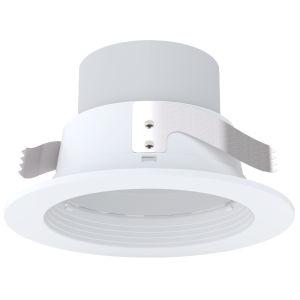 Spektrum White Four-Inch LED Mesh Full Recessed Light
