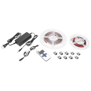 Trulux White 2397-Lumens LED Strip Light Kit with Driver