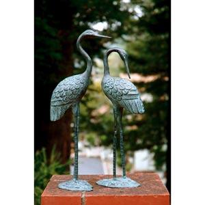 Pair of Love Cranes