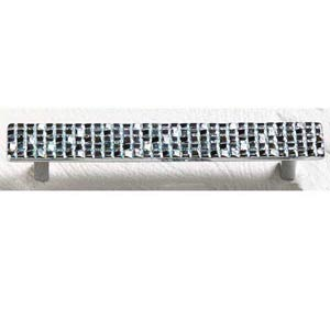 Italian Designs Group-Mosaic Polished Chrome Pull