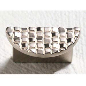 Italian Designs Group-Mosaic Satin Nickel Knob