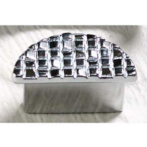 Italian Designs Group-Mosaic Polished Chrome Knob