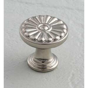 Montcalm Polished Nickel Round Knob