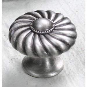 Casual Elegance Light Antique Nickel Knob