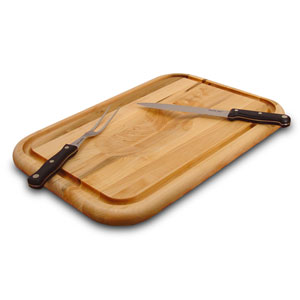 Wedge Trencher Cutting Board