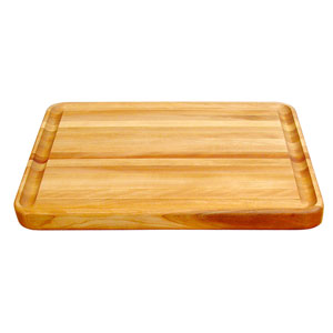 Pro 20-Inch Cutting Board with Reversible Groove