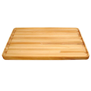 Pro Cutting Board with Reversible Groove