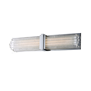Unity Polished Nickel 24-Inch LED Bath Vanity