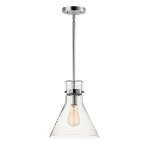 Seafarer Polished Chrome One-Light Pendant