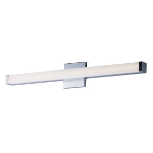Spec Vanity Polished Chrome 30-Inch LED Bath Bar