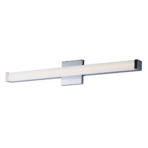 Spec Vanity Polished Chrome 30-Inch LED Bath Bar
