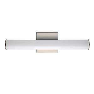 Rail Satin Nickel Integrated LED ADA Wall Sconce