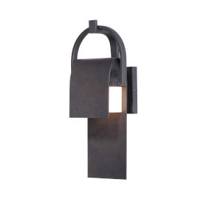 Laredo Rustic Forge Six-Inch LED Outdoor Wall Sconce
