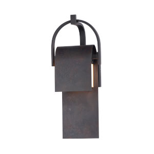Laredo Rustic Forge Seven-Inch LED Outdoor Wall Sconce