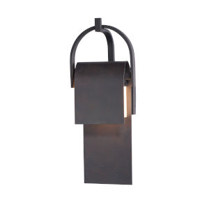 Laredo Rustic Forge Eight-Inch LED Outdoor Wall Sconce