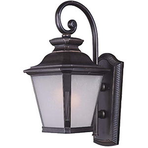 Knoxville LED E26 Bronze 11-Inch One-Light Outdoor Wall Mount