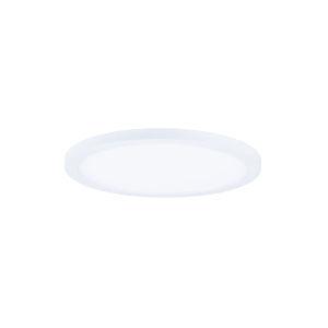 Wafer White 7-Inch 3000K Led One-Light Flush Mount