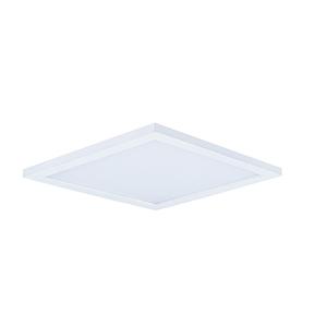 Wafer LED White 15-Inch Energy Star Flush Mount