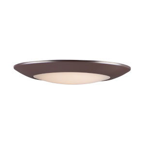 Diverse Bronze 11-Inch LED Flush Mount