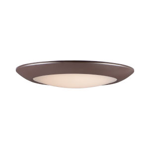 Diverse Bronze 13-Inch LED Flush Mount
